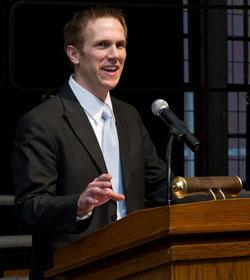 Jake Nielson Public Speaking