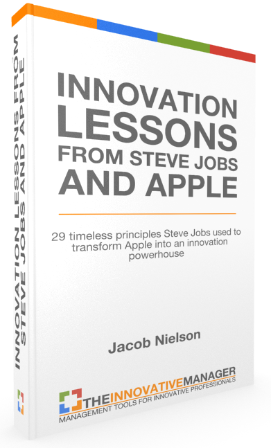 innovation lessons from steve jobs and apple