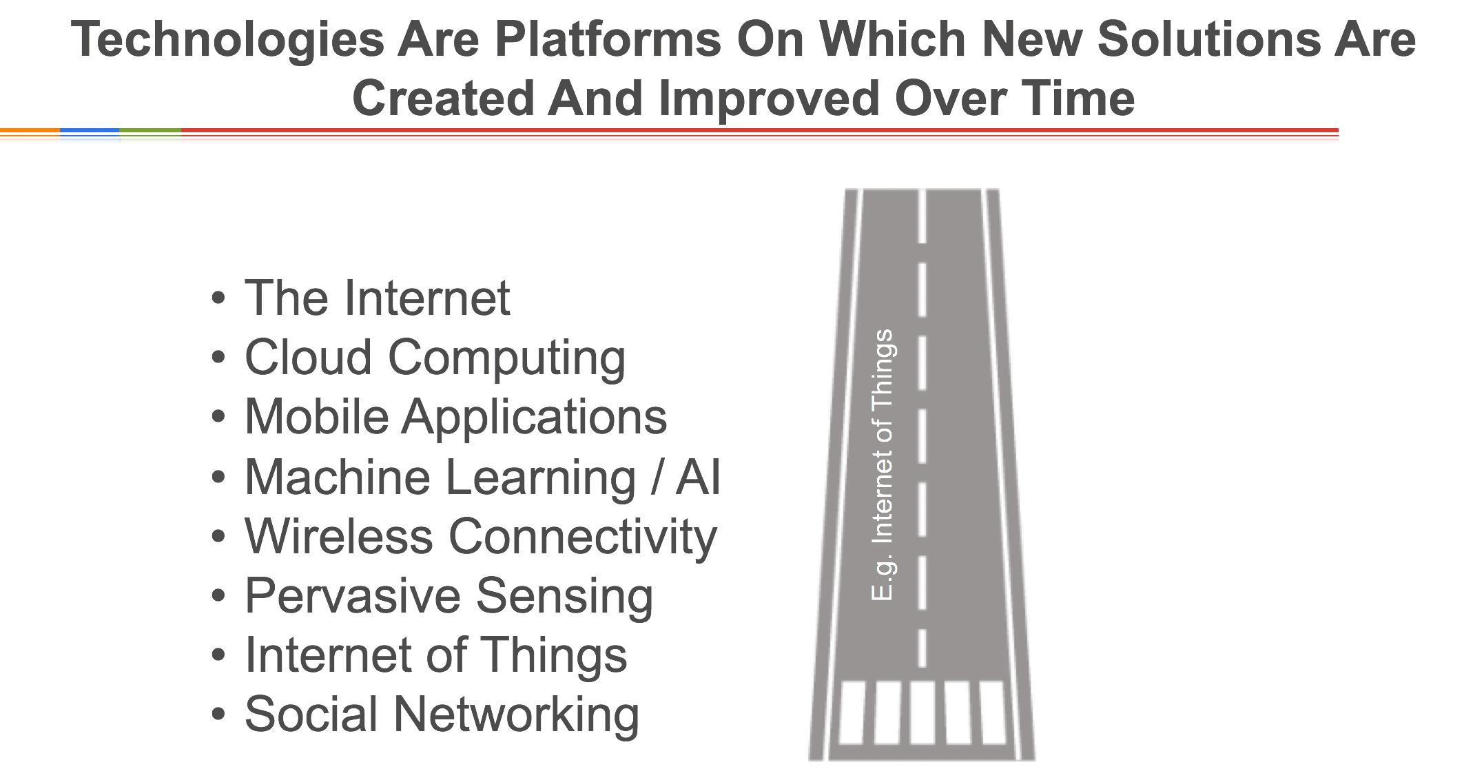 Technology Runways Intro