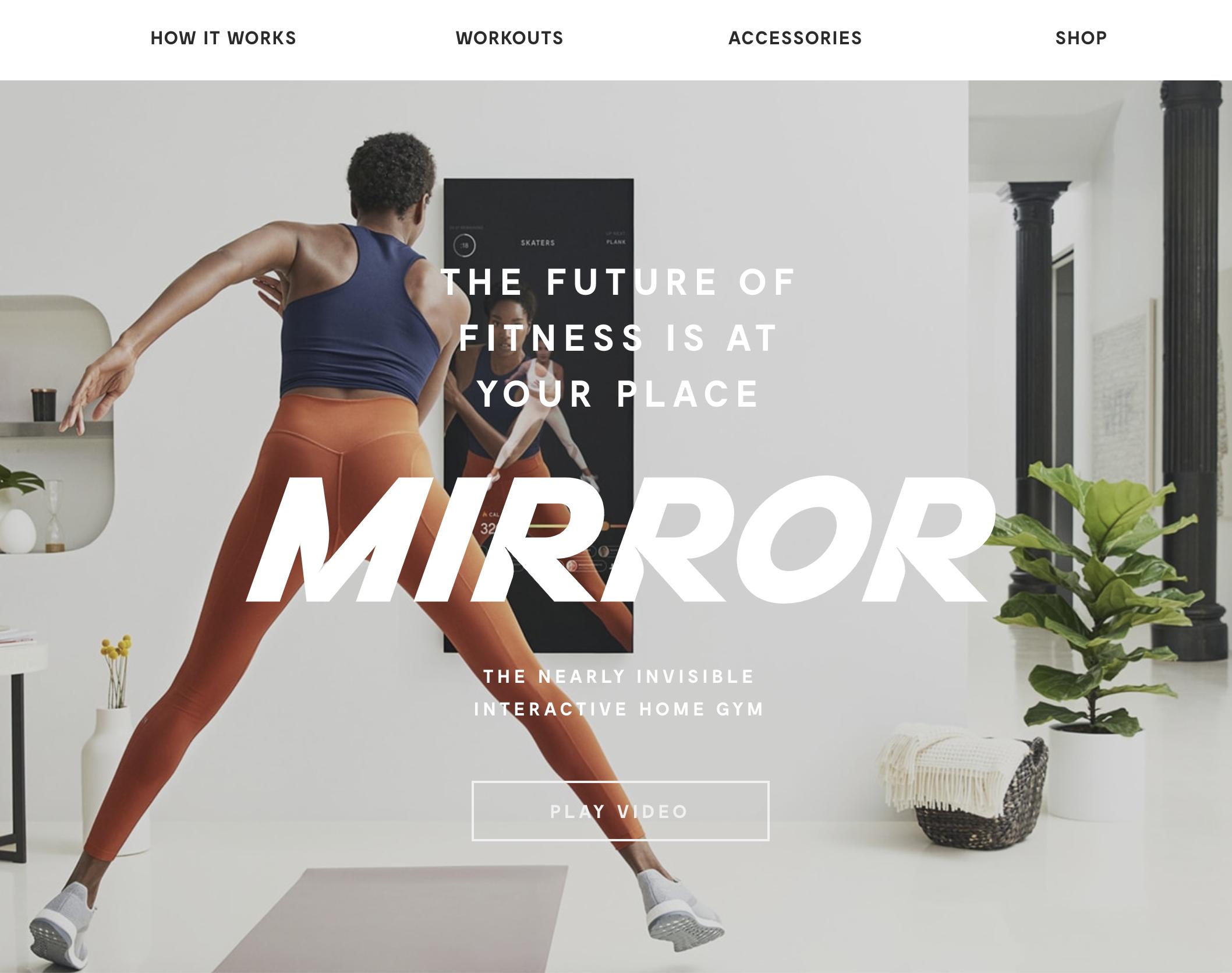 Mirror Website